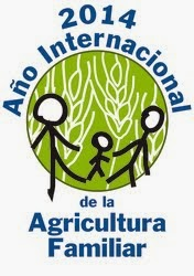 LOGO 2014 AÑO INTERNACIONAL AGRICULTURA FAMILIAR