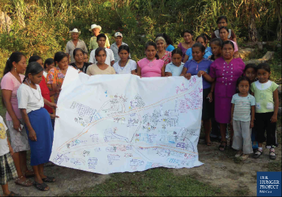 La visión de desarrollo sostenible de la comunidad de Piedra de la Luz, Oaxaca