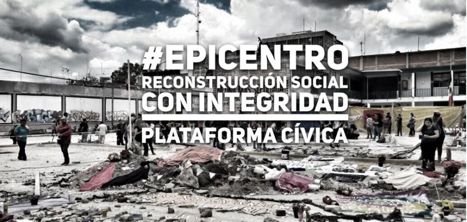 #Epicentro