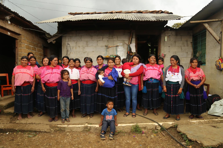 Community partners from Aldama Chiapas