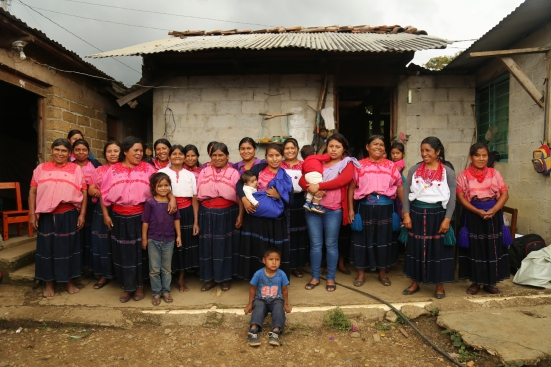 Community partners from Aldama Chiapas